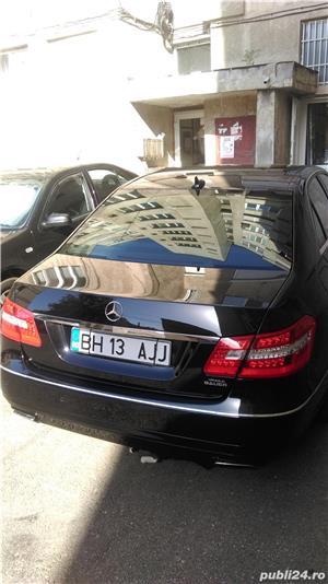 Mercedes-benz E 200 - imagine 4
