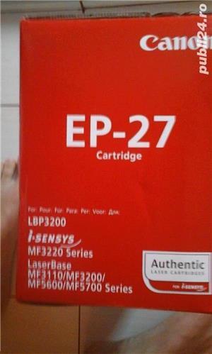 Cartus Original EP 27 cu timbru pentru MF 3220 - imagine 1