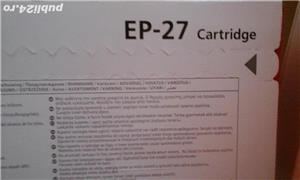 Cartus Original EP 27 cu timbru pentru MF 3220 - imagine 7
