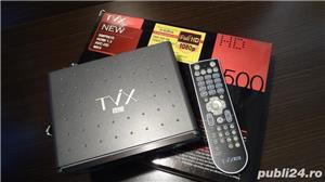 Multimedia Player 1080p FullHD TViX M6500A + Tuner DVB-T + HDD 750Gb Seagate  - imagine 4
