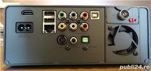 Multimedia Player 1080p FullHD TViX M6500A + Tuner DVB-T + HDD 750Gb Seagate  - imagine 5