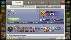 Vand cont de Clash Royal+Clash Of Clans la pachet - imagine 2
