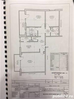Apartment 3 camere decomandat zona Odobescu - imagine 1