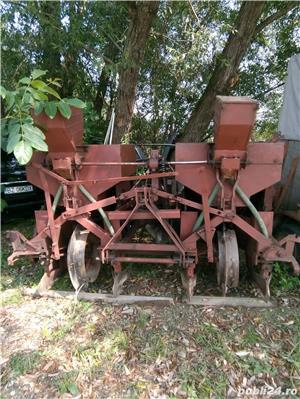 Masina de plantat cartofi - imagine 1