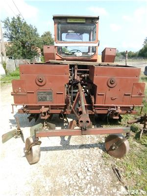 Masina de plantat cartofi - imagine 2