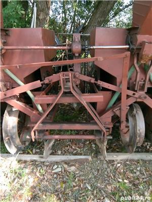 Masina de plantat cartofi - imagine 4