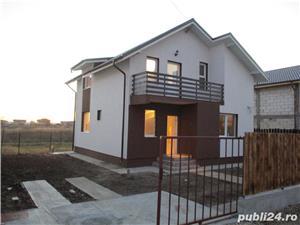 FARA COMISIOANE casa cu 4 camere si 2 bai P+1+pod terasa si camera tehnica cu finisaje LA ASFALT  - imagine 3
