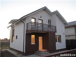 FARA COMISIOANE casa cu 4 camere si 2 bai P+1+pod terasa si camera tehnica cu finisaje LA ASFALT  - imagine 2