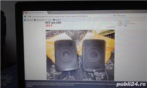 boxa activa 500w cu intrare auxiliar laptop, mobil, cd,ipod, etc ideal pentru sonorizari evenimente - imagine 3