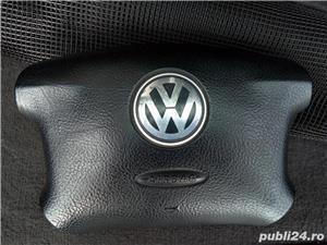 Airbag volan 4 spite VW Golf / Bora / Passat / Sharan - imagine 1