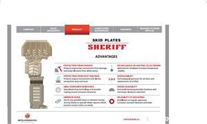 Scut motor SHERIFF - Chevrolet Aveo, Captiva, Cruse, Lacetti - imagine 2