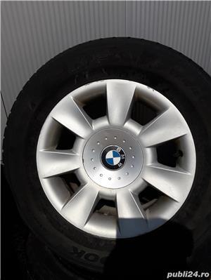 Jante + cauciuc BMW Seria 5 - imagine 1