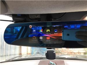 Vand camera auto oglinda cu android , internet , wifi  - imagine 4