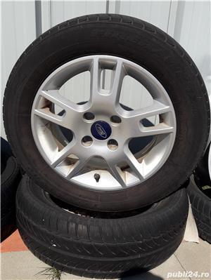 Jante + cauciuc Ford Focus - imagine 1