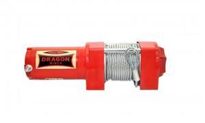 Troliu DRAGON WINCH ST 3500 lbs (trage 1580kg) - imagine 1