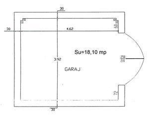 (201) Apartament 4 camere, Gavana 3, fond nou cu garaj  - imagine 3
