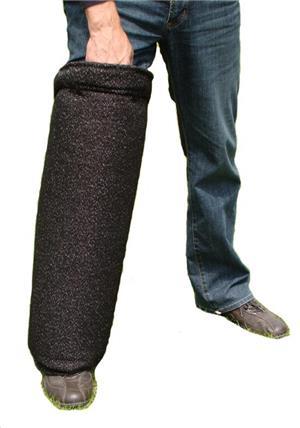 Protectie picior dresaj. - imagine 1