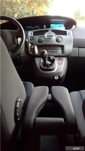 Renault grand scenic 2 1900dci 7 locuri extras  fara rugina - imagine 7