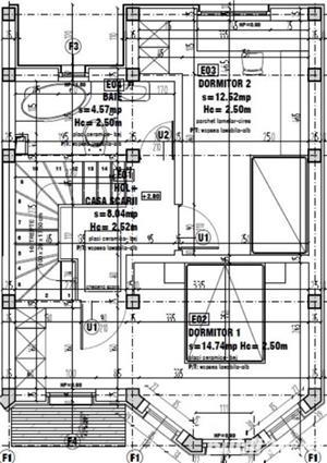 Vila tip duplex disponibil imediat comision 0 - imagine 3