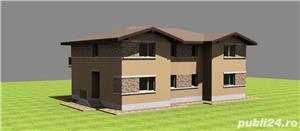 Vila de vanzare in Corbeanca,Petresti, 96000 euro - imagine 2