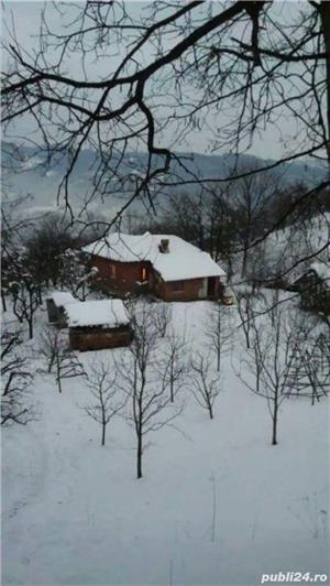 Casa si livada Malu cu Flori judetul Dambovita  - imagine 2