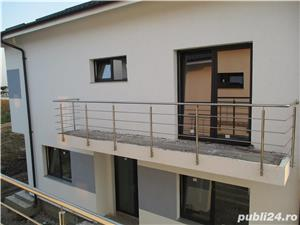 FARA COMISIOANE case cu 4 camere P+1+pod terasa 2 balcoane 2 placi 3 bai canalizare drum betonat - imagine 4