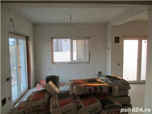 FARA COMISIOANE case cu 4 camere P+1+pod terasa 2 balcoane 2 placi 3 bai canalizare drum betonat - imagine 8