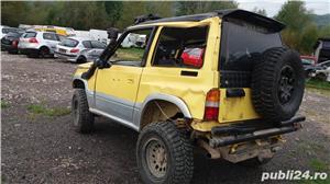 Dezmembrez Suzuki Vitara 1.6 i an 1998 Avariat - imagine 5