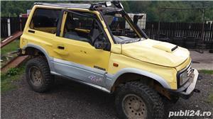 Dezmembrez Suzuki Vitara 1.6 i an 1998 Avariat - imagine 2