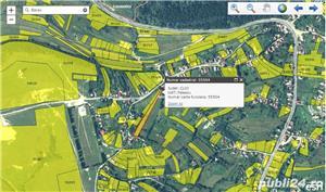 Teren intravilan Feleac,3739 mp,29 Euro/mp,se poate parcela in doua, - imagine 1