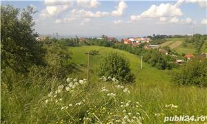 Teren intravilan Feleac,3739 mp,29 Euro/mp,se poate parcela in doua, - imagine 4