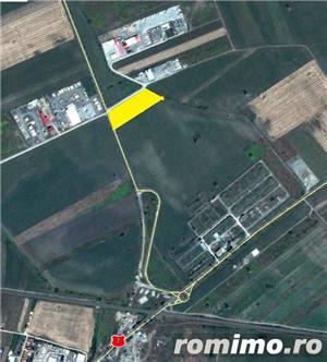 vand teren industrial - imagine 1