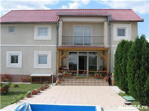 Vila cu gradina si piscina in zona rezidentiala Giarmata Vii - imagine 1