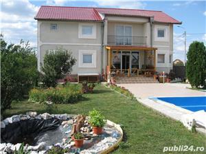 Vila cu gradina si piscina in zona rezidentiala Giarmata Vii - imagine 3