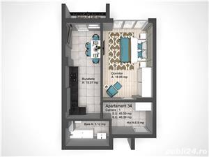 Direct Dezvoltator , Apartament 1 camera, COPOU Comision 0% - imagine 4