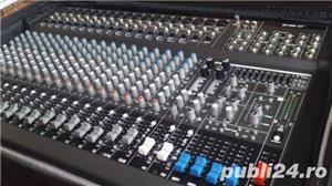 De Vanzare Mixer cu Amplificare Marca Proel M1500USB Mixer Profesional - imagine 2