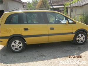 Opel Zafira vand sau schimb cu 4x4 - imagine 2