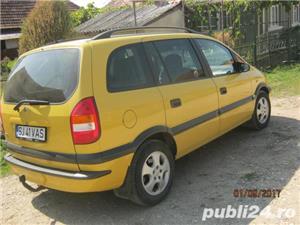 Opel Zafira vand sau schimb cu 4x4 - imagine 5