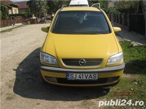 Opel Zafira vand sau schimb cu 4x4 - imagine 3