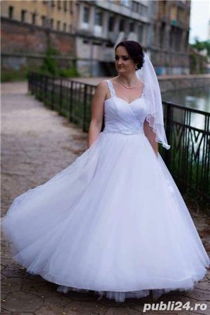 Rochie de mireasa - imagine 4