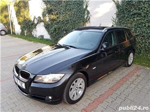 BMW 320D * 184cp * Distribuție Nouă * BiXenon * Trapă * KeyLessGo * Navi * Auto * EfficientDynamics - imagine 8