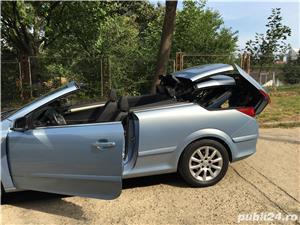 Opel Astra 1,6i klima cabrio - imagine 5