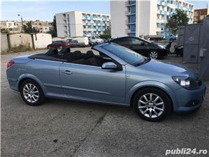 Opel Astra 1,6i klima cabrio - imagine 6