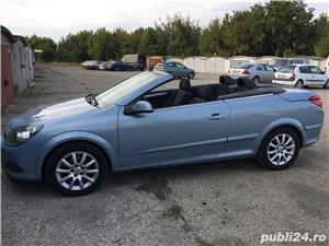 Opel Astra 1,6i klima cabrio - imagine 7