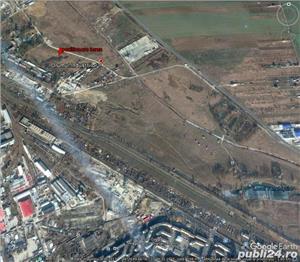 Teren intravilan Craiova 5000mp strada Drumul Industriilor nr. 43, (paralela cu centura de nord), ac - imagine 4