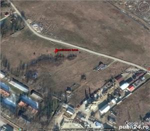 Teren intravilan Craiova 5000mp strada Drumul Industriilor nr. 43, (paralela cu centura de nord), ac - imagine 2