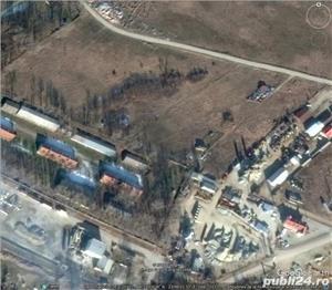 Teren intravilan Craiova 5000mp strada Drumul Industriilor nr. 43, (paralela cu centura de nord), ac - imagine 3
