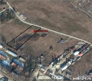 Teren intravilan Craiova 5000mp strada Drumul Industriilor nr. 43, (paralela cu centura de nord), ac - imagine 1