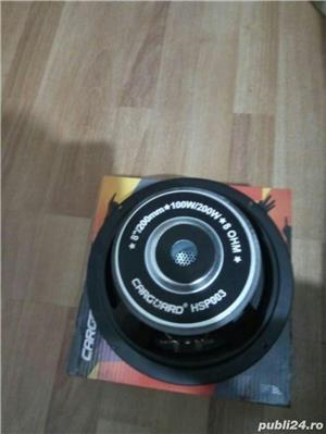 Boxe Woofer In Home Edition 200 w 8 ohm  - imagine 4