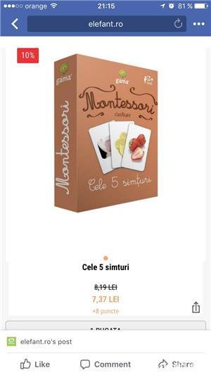 Carduri/carti montessori - imagine 4